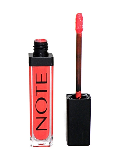 Note Long Wear Mat Lipgloss 405 Pembe